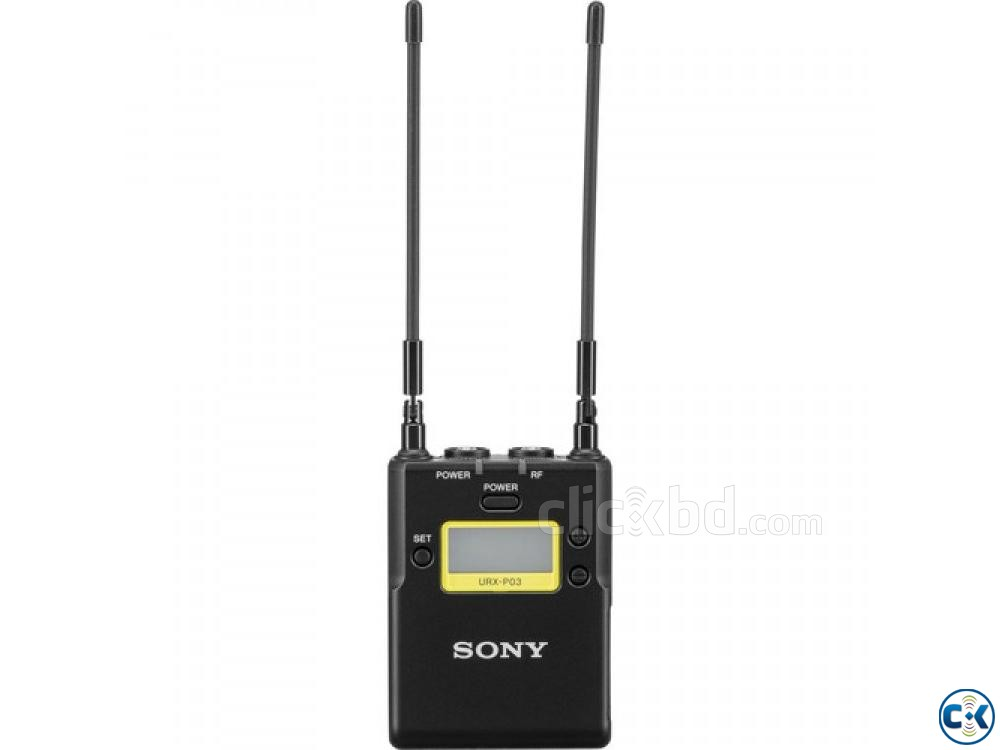 Sony UWP-D11 Camera-Mount Wireless Omni Lavalier Microphone | ClickBD large image 2