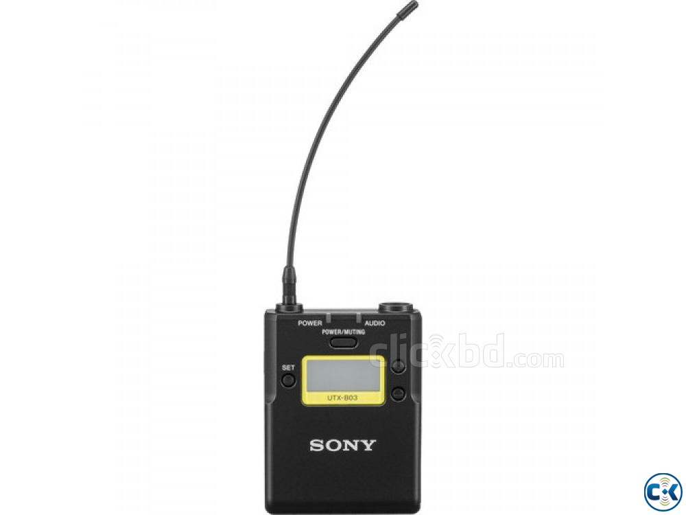 Sony UWP-D11 Camera-Mount Wireless Omni Lavalier Microphone | ClickBD large image 3