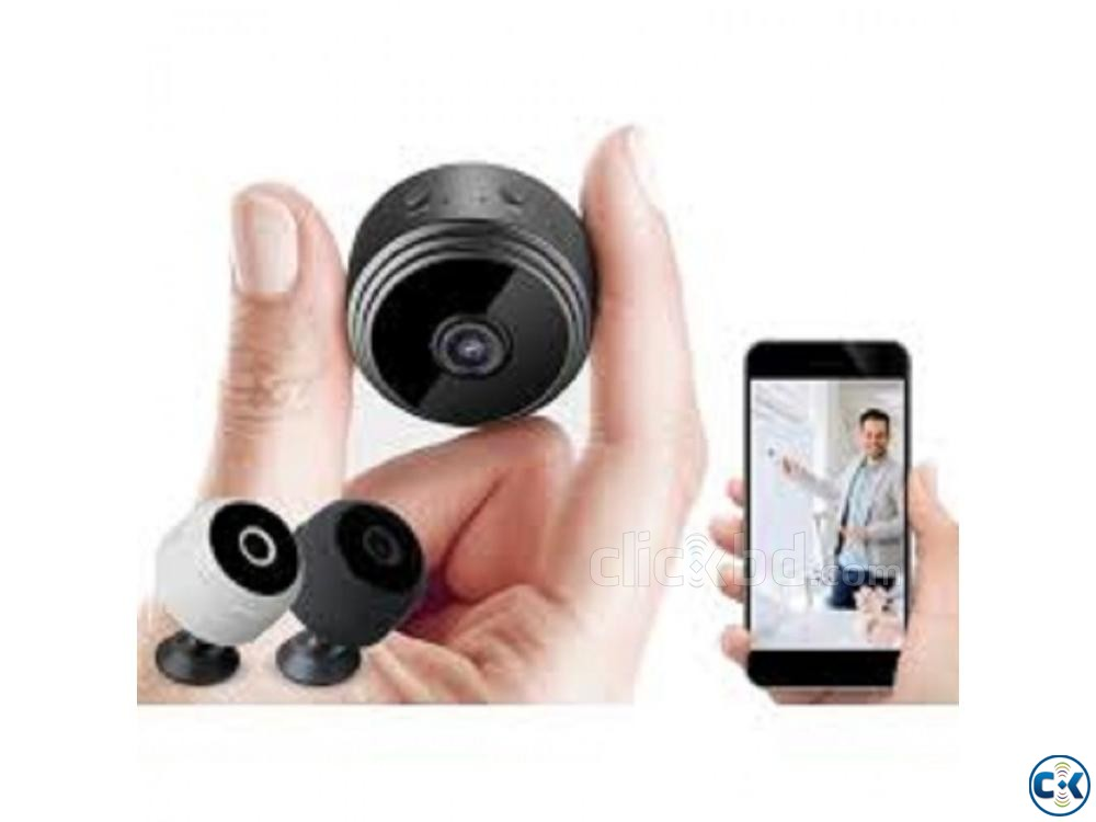 Spy camera A9 Full HD 1080P 01908 12 48 08 | ClickBD large image 0