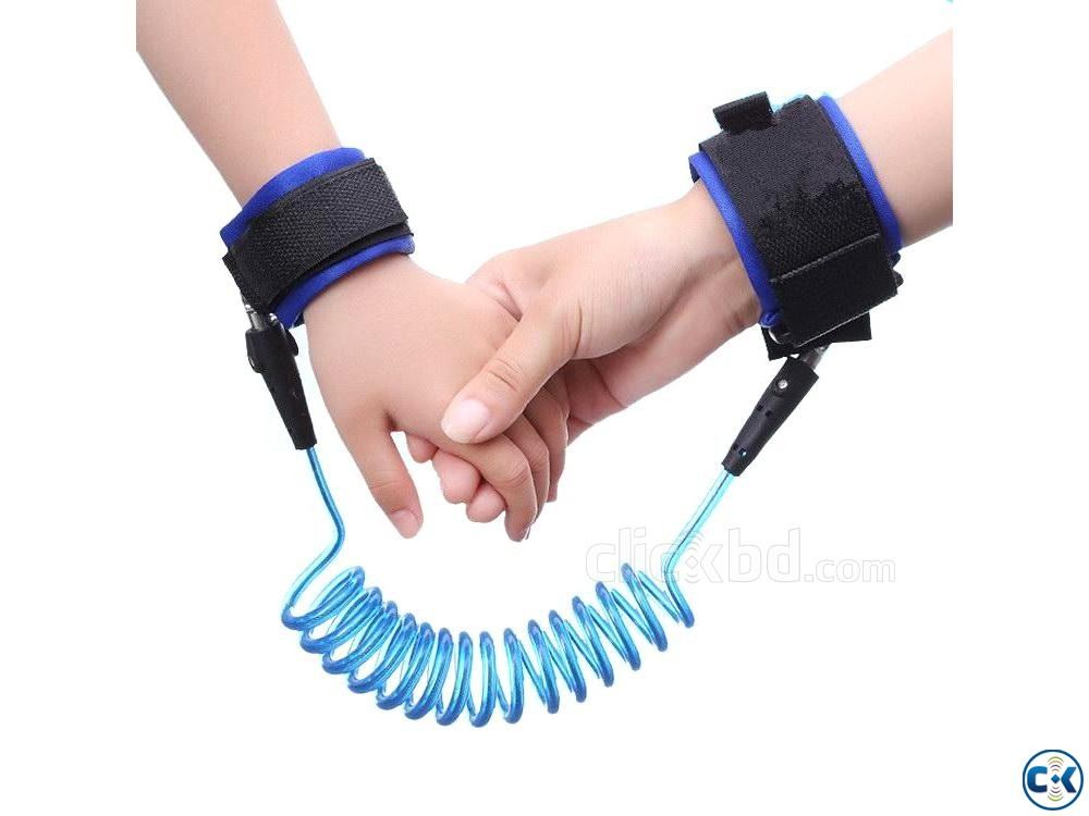 Child Safety Anti Lost Wrist Strap Anti Lost Wrist Link | ClickBD large image 0