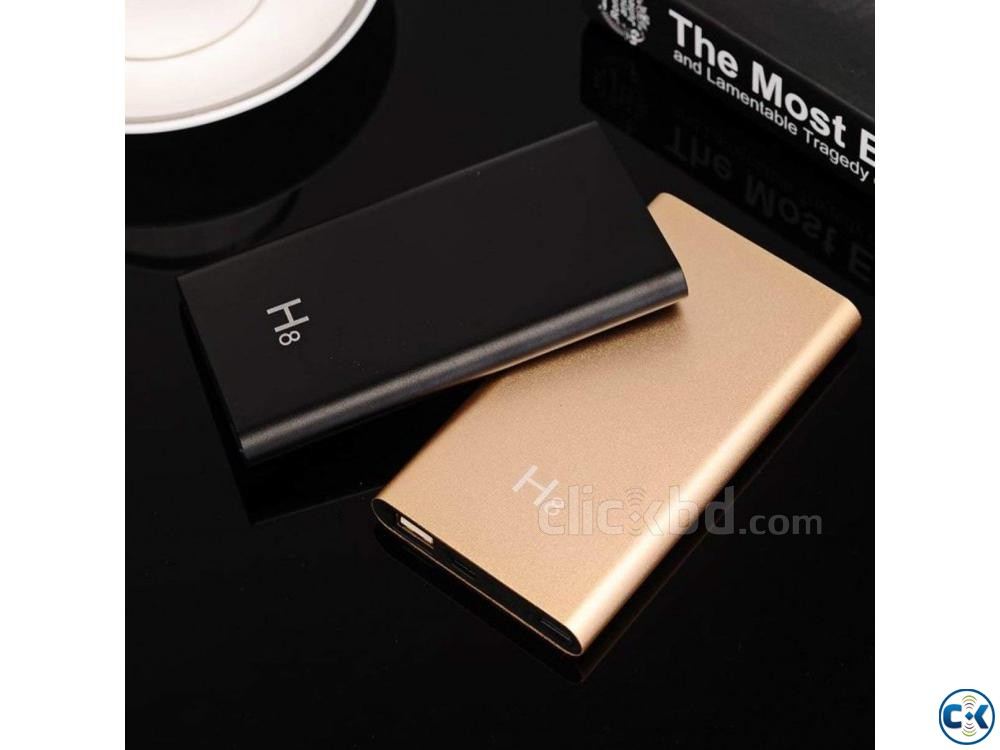 Spy camera powerbank H8 01908 12 48 08 | ClickBD large image 2