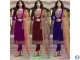 Exclusive Indian Georgette Three Piece Collection