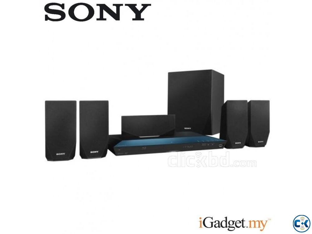 Sony BDV-E3100 - home theater system - 5.1 channel | ClickBD large image 0