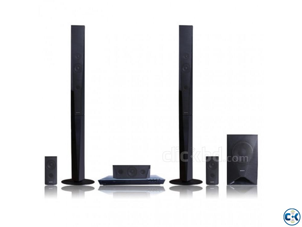 Sony BDV-E3100 - home theater system - 5.1 channel | ClickBD large image 1