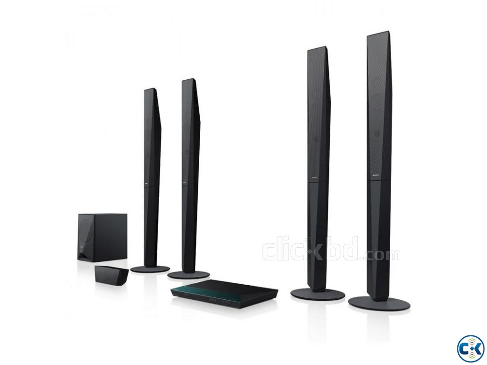 Sony BDV-E3100 - home theater system - 5.1 channel | ClickBD large image 2