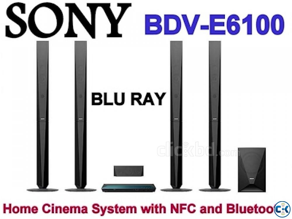 Sony BDV-E3100 - home theater system - 5.1 channel | ClickBD large image 3