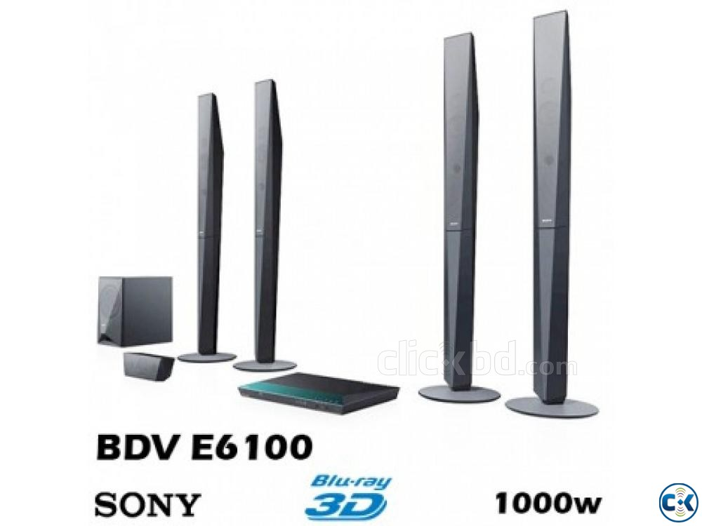 Sony BDV-E3100 - home theater system - 5.1 channel | ClickBD large image 4