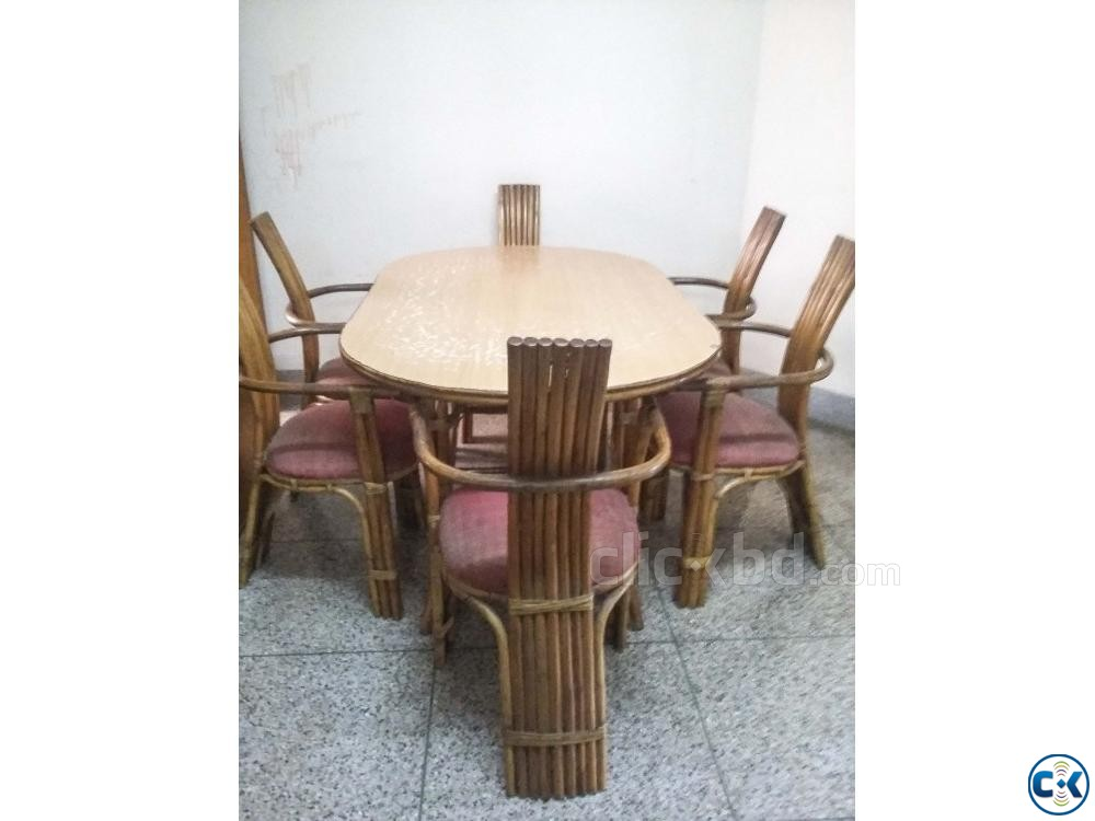 Dinning Table and Chair | ClickBD large image 0