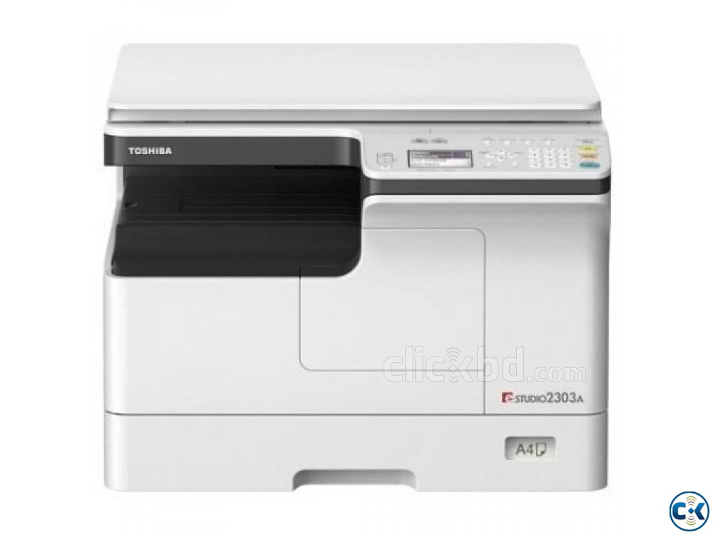 Toshiba e-Studio 2503A Compact 23 PPM Photocopy Machine | ClickBD large image 0