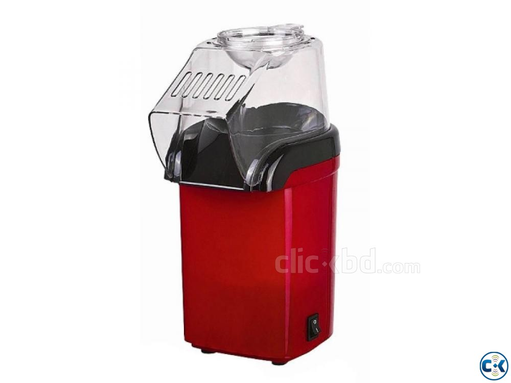 Electric Popcorn Maker Machine Automatic | ClickBD large image 1