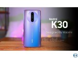 Xiaomi Redmi K30 256GB Black Blue 8GB RAM