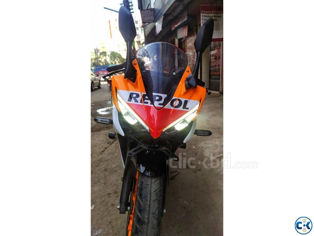 HONDA CBR 150R 2019 Repsol Edition ABS Breaking System | ClickBD large image 0