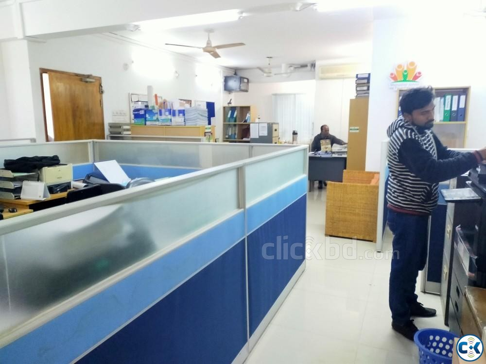 New Office Space For Rent Banani | ClickBD large image 0