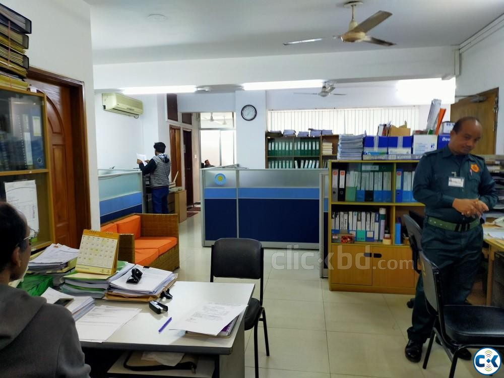 New Office Space For Rent Banani | ClickBD large image 2