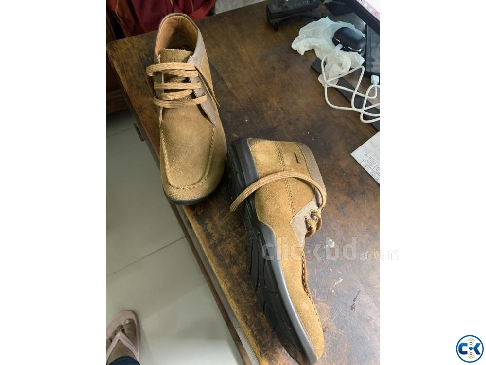 Genuine WOODLAND BOOT Brand New | ClickBD large image 1