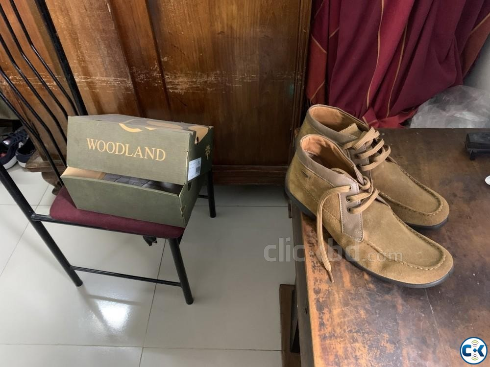 Genuine WOODLAND BOOT Brand New | ClickBD large image 2