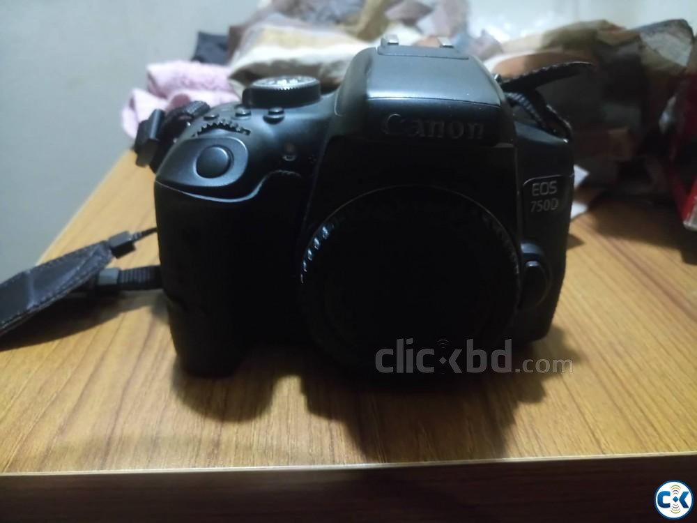 Cannon Eos 750D Body | ClickBD large image 3