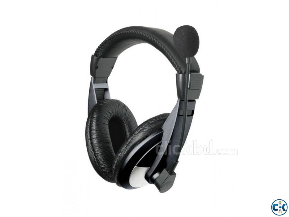 Astrum HS120- 3.5mm Gaming Headphone | ClickBD large image 0