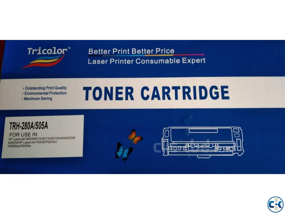 Toner Cartridge O5A | ClickBD large image 0