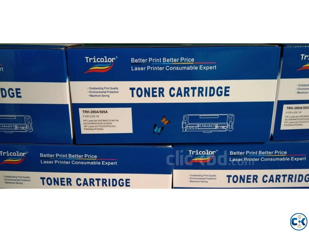 Toner Cartridge O5A | ClickBD large image 1