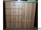 Wardrobe Made By Melamine Board