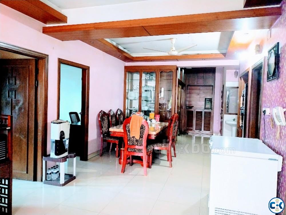 TO-LET-Beautiful Apartment For Rent Banani | ClickBD large image 1