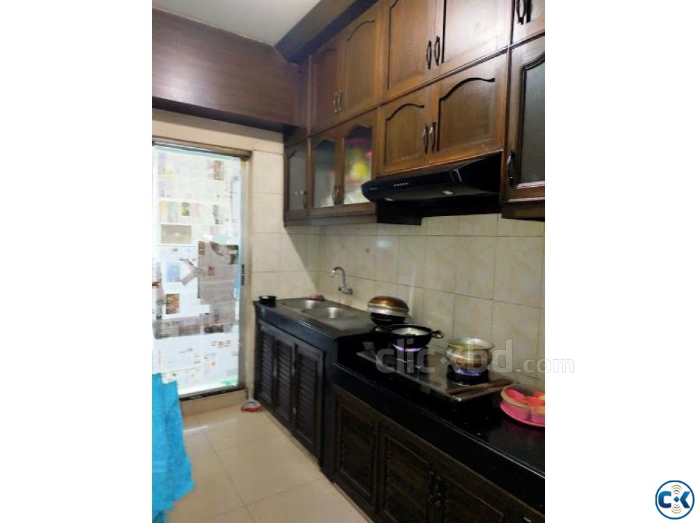 TO-LET-Beautiful Apartment For Rent Banani | ClickBD large image 3