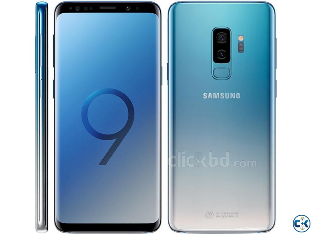 Samsung Galaxy S9 256GB Black Blue 6GB RAM  | ClickBD large image 2