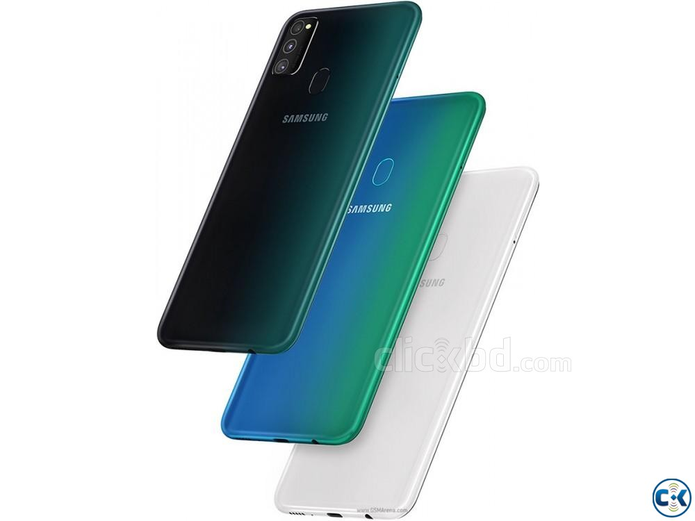 Samsung Galaxy M30s 128GB Black Blue 6GB RAM  | ClickBD large image 1