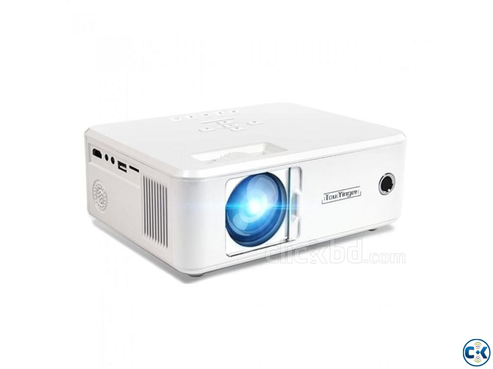 Everycom X20 Projector 3D HD Mini Projector | ClickBD large image 4