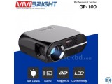 Vivibright GP100 Multimedia Projector 3D HD Projector
