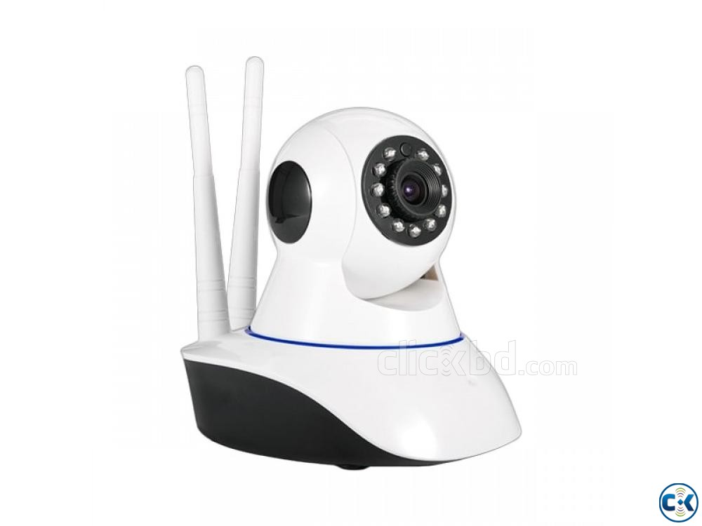 WiFi IP Camera 360 Degree IP Camera Wireless CCTV ZC-720 Cam | ClickBD large image 0