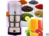 Electric Spice Grinder Juicer 2 in 1