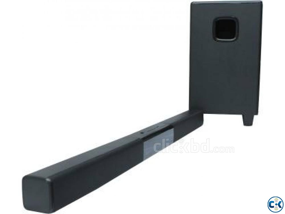 Qbar3 650W Sound Bar with Subwoofer | ClickBD large image 1