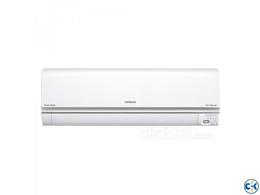 Hitachi RAS-DX18CJ 1.5 Ton Energy Saving Air Conditioner | ClickBD large image 0