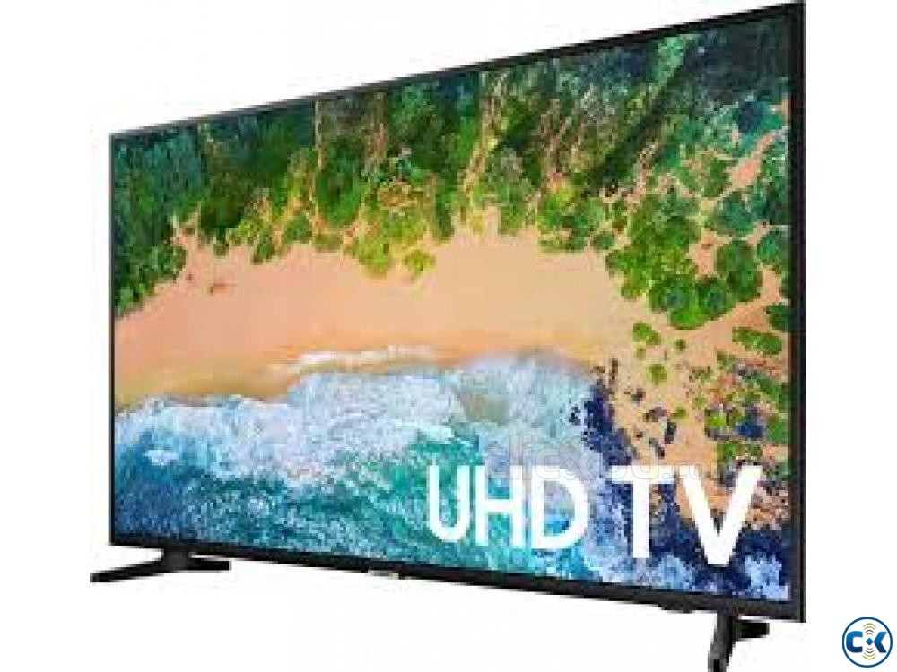 Samsung 65 INCH NU7100 R-SERIES 65 UHD 4K Smart LED TV | ClickBD large image 0