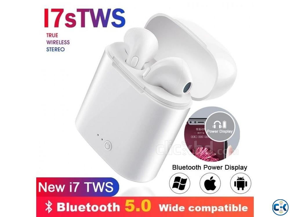 i7S TWS Wireless Headphone - AGF | ClickBD large image 0