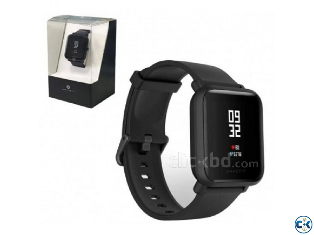 AMAZFIT Bip Lite Smart Watch Water-proof 01611288488 | ClickBD large image 1