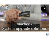 macbook System upgrade solutions