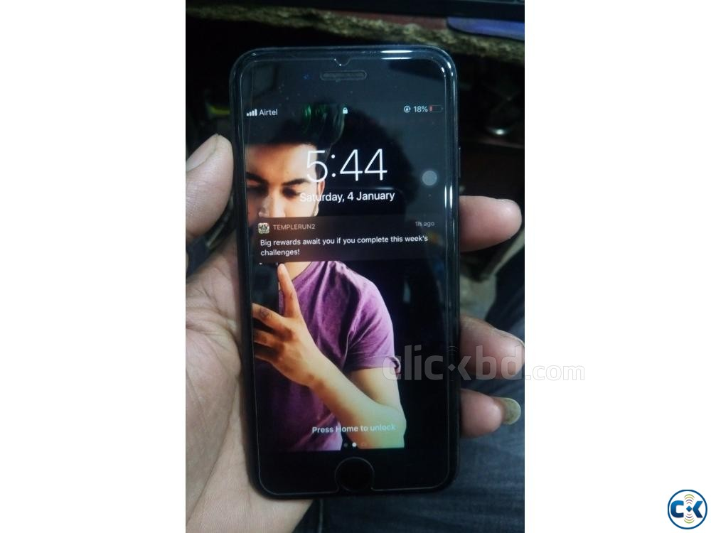 iPhone 7 128GB FINGER DISABLE  | ClickBD large image 0
