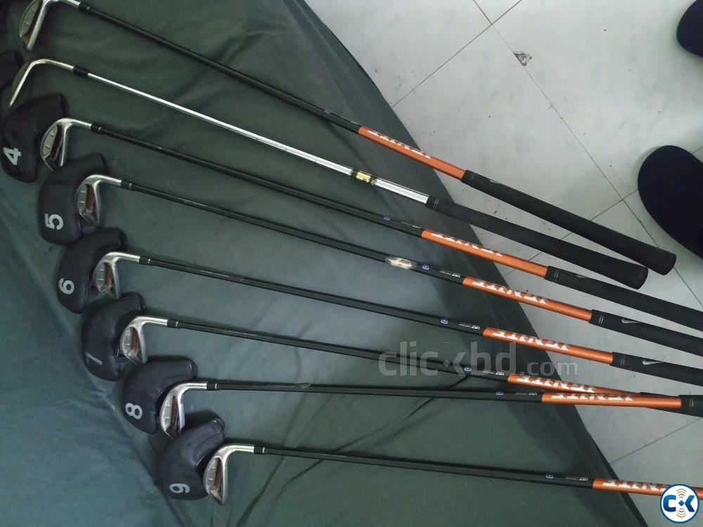 Full Golf set for sale by foreigner | ClickBD large image 0