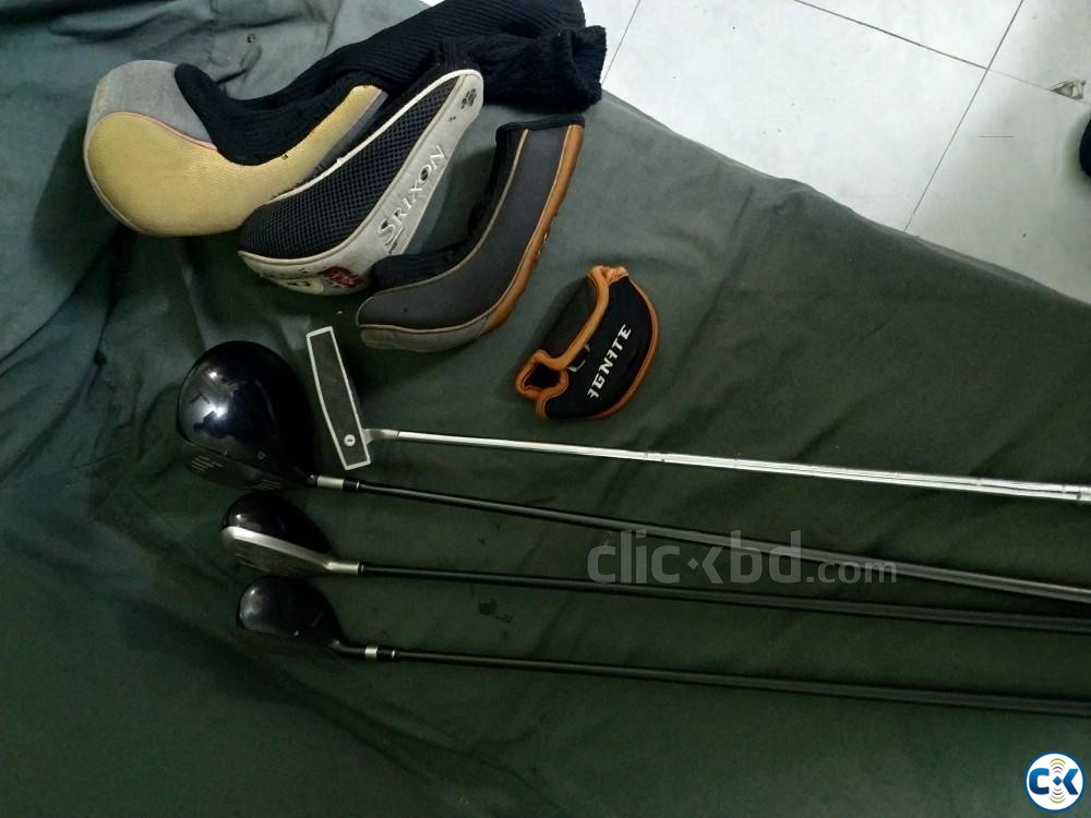 Full Golf set for sale by foreigner | ClickBD large image 2