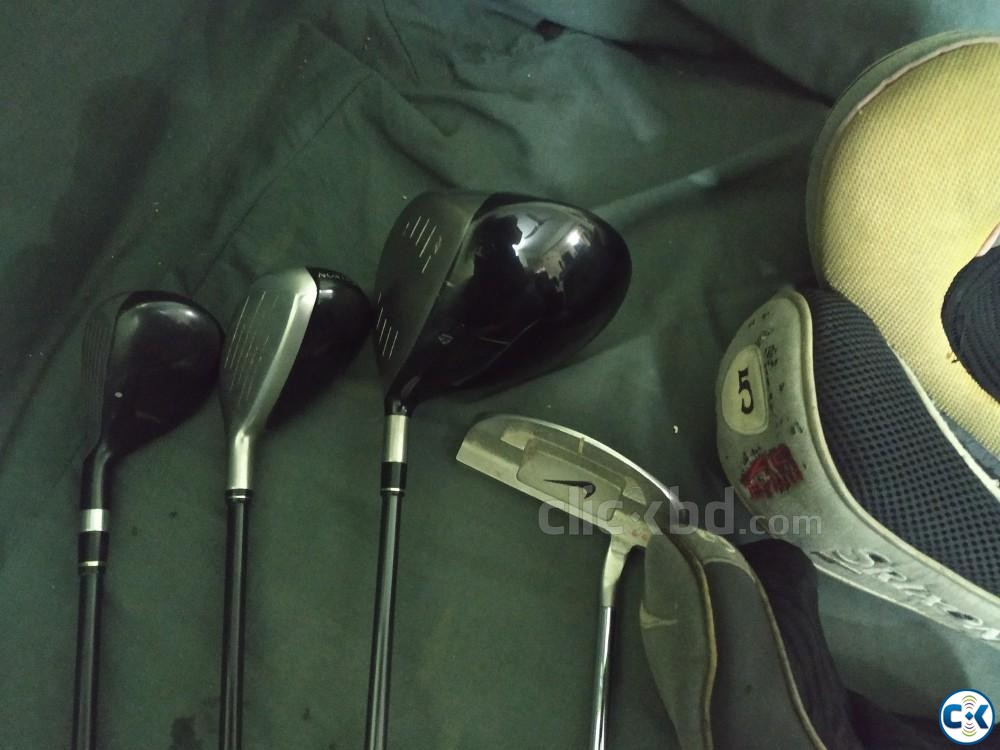 Full Golf set for sale by foreigner | ClickBD large image 3