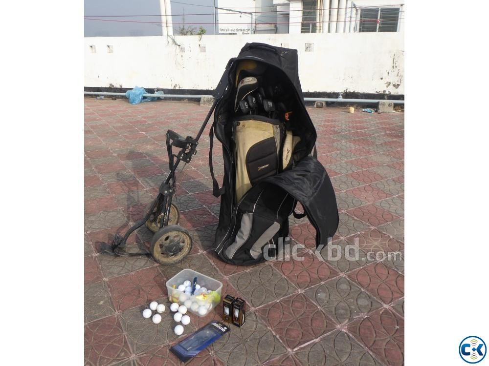 Full Golf set for sale by foreigner | ClickBD large image 4