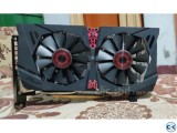 ASUS STRIX-GTX 960-DC2OC-2GD5 video graphics card