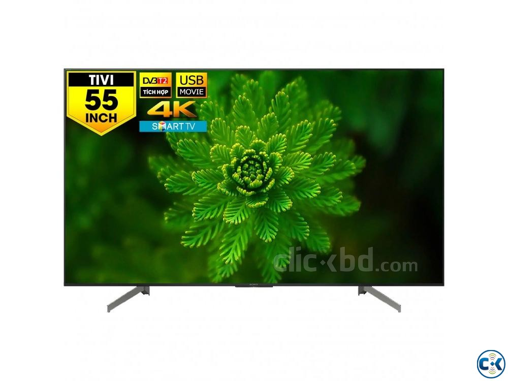 Sony Bravia 4K HDR Smart LED TV KD-55X7000G 55 Inch | ClickBD large image 0
