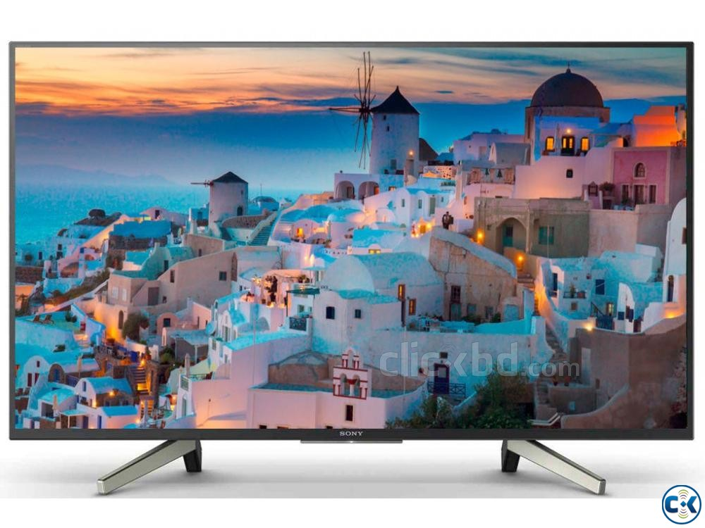 Sony Bravia 4K HDR Smart LED TV KD-55X7000G 55 Inch | ClickBD large image 1