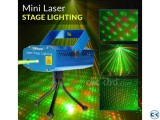 Laser Party Light Disco Stage Light DJ Stage Lighting