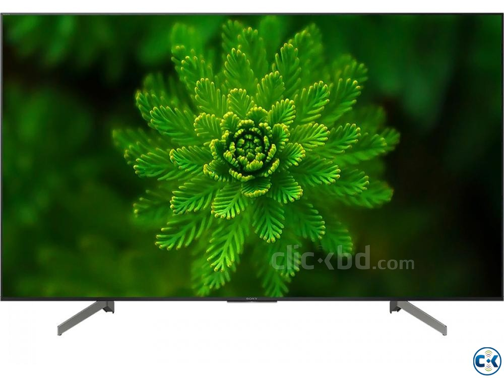 Sony Bravia 4K HDR Android LED TV KD-55X8000G 55 Inch | ClickBD large image 0