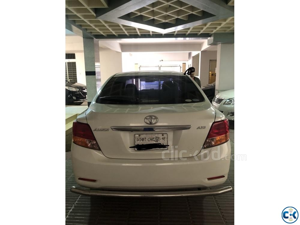 Toyota Allion a15 2008 model | ClickBD large image 1